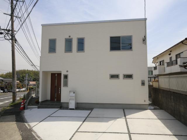 大分市田尻の新築建売 3SLDK(3,140)の外観画像 ジェットの建売が有名ですが坂井建設の建売物件もぜひ見てください!