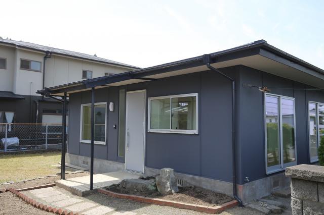 富士見が丘の新築建売 2LDK(1,540万円)の外観画像 ジェットの建売が有名ですが坂井建設の建売物件もぜひ見てください!