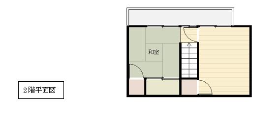 萩原の新築建売 5DK(1290)の2F間取り画像 ジェットの建売が有名ですが坂井建設の建売物件もぜひ見てください!