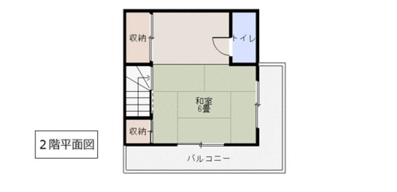 上宗方の新築建売 5DK(1150)の2F間取り画像 ジェットの建売が有名ですが坂井建設の建売物件もぜひ見てください!