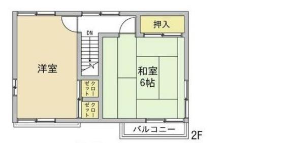 ひばりケ丘の新築建売 5LDK(1200)の2F間取り画像 ジェットの建売が有名ですが坂井建設の建売物件もぜひ見てください!
