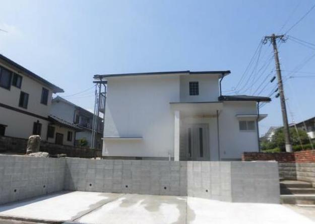 敷戸北町の新築建売 3LDK(2319)の外観画像 ジェットの建売が有名ですが坂井建設の建売物件もぜひ見てください!