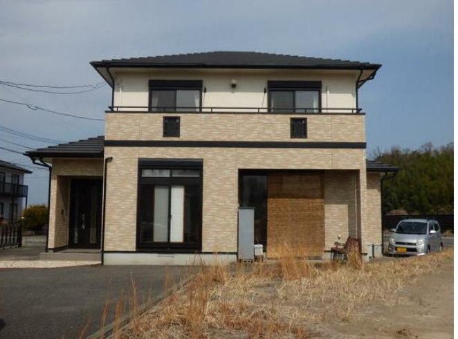 角子原の新築建売 4DK(2350)の外観画像 ジェットの建売が有名ですが坂井建設の建売物件もぜひ見てください!