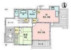 角子原の新築建売 4DK(2350)の1F間取り画像 ジェットの建売が有名ですが坂井建設の建売物件もぜひ見てください!
