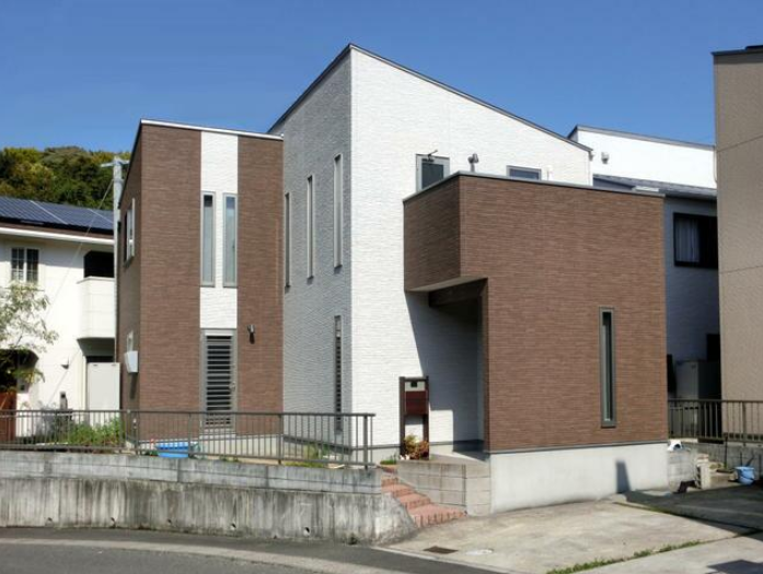 三芳の新築建売 3LDK(2490)の外観画像 ジェットの建売が有名ですが坂井建設の建売物件もぜひ見てください!