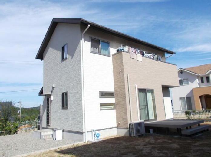 高江南の新築建売 4LDK(3080)の外観画像 ジェットの建売が有名ですが坂井建設の建売物件もぜひ見てください!